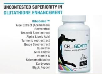 Cellgevity Constituents