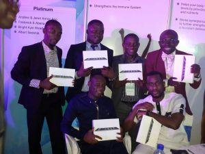 November 2014: Gold Associates awarded with Ipads
