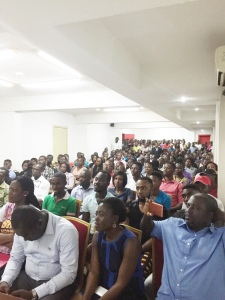 A Max Business Opportunity Meeting in Ghana